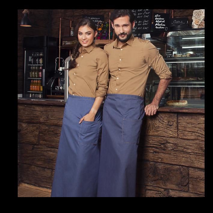 Abbigliamento da lavoro  la divisa è personalizzata cb7bfc470b3