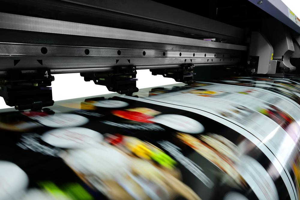 Stampa digitale: definizione e breve cenno storico